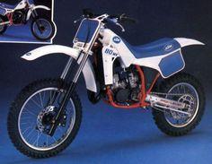 1986- KTM 80MX
