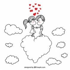 parejas animadas de amor - Buscar con Google