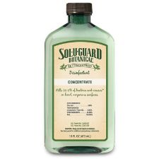 Sol-U-Guard Botanical® - Melaleuca - 1/8 Teaspoon of Limeaway will KILL a full grown adult...This means just DROPS will kill a child!  I DON NOT want toxins like that in my house! Sol-U-Guard is based off of citrus from lemons and the herb Thyme - COMPLETELY safe!
