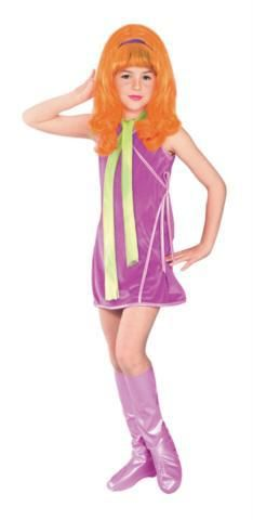 Scooby Doo costumes for children online ready to ship. Scooby Doo Daphne costume for girls comes with purple dress, green scarf, wig and boot tops Costumes Scooby Doo, Scooby Doo Disfraz, Scooby Doo Halloween, Daphne Scooby Doo Costume, Scooby Doo Movie, Cartoon Costumes, Animal Costumes, Daphne Blake Halloween Costume, Daphne Costume