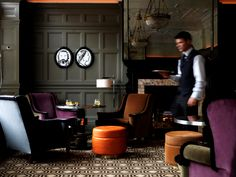 The Coburg Bar at the Connaught | RealWire RealResource