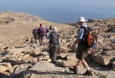 Muscat, Oman, adventure trekking, 10 days, grade 7