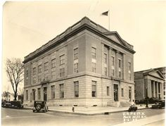 Description U.S. Post Office and Courthouse (Rock Hill, South Carolina ...