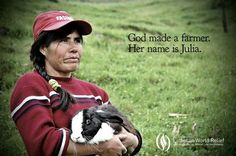 God made women farmers video inspired by Paul Harvey and Dodge. http://www.youtube.com/watch?v=pd7IsWPyd6A=youtu.be