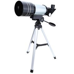 F30070M Monocular Professional Space Astronomical Telescope with Tripod Barlow Lens Eyepiece Moon Filter