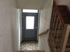 Baustellen Projekt: Sanierung Privathaus: Ausgangs Zustand (Januar 2015): Innenansichten