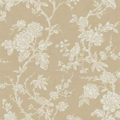 Floral Wallpaper Pattern #: CW9270 Pattern Name: Arlington Natural Radiance Book page 30