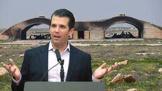 Donald Trump Jr, eldest son of the President and trustee of his business empire, has announced that the Trump Organization has won a lucrative contract to refurbish an airport in the Middle East. He was...