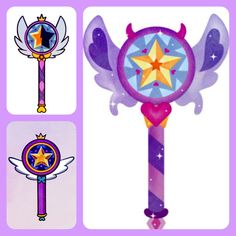 Star's wand