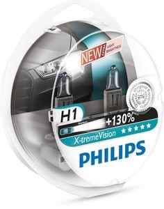 H3 Xenon Auto Lampe 55W 12V Look Super White Blue Vision Halogen 2 Stück