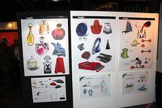 BTS design produits comart arts appliqués