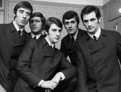 denny laine images   ... : Clint Warwick, Graeme Edge, Denny Laine, Mike Pinder and Ray Thomas
