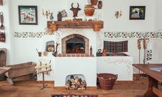 Traditional Design Home Helpful Techniques For traditional interior home door style Traditional Interior, Traditional Kitchen, Traditional House, Traditional Design, Rustic Design, Rustic Decor, Cafe Interior, Interior Design, Cosy Cafe