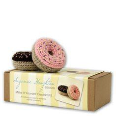 Doughnut crochet kit $32 inc postage Australia wide