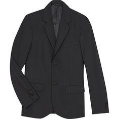 veste domino noire Blazer, Jackets, Fashion, Jacket, Black People, Down Jackets, Moda, Fashion Styles, Fashion Illustrations