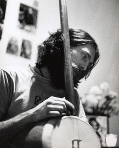 Krishna Das, early 1970s, from One Track Heart: The Story of Krishna Das http://onetrackheart.com/photo/krishna-das-early-1970s