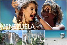 Venezuela, a paradise with woman name...