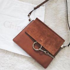 Chloe faye in the colour tobacco Chloe Bag, Cute Purses, Purses And Bags, Ohh Couture, Bag Pins, Boho, Bohemian Style, Handbag Accessories, Celine