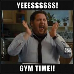 #gymkiss  #gymmeme  #gymhumour   #gymfunny Workout Qoutes, Workout Memes, Gym Memes, Gym Humor, Funny Memes, Personal Trainer Humor, Funny Fitness Motivation, Running Motivation, Fitness Jokes