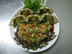 Recipe: Ggot Geijang 꽃게장 Soy Marinated Crabs