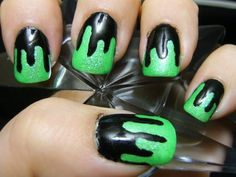 love the slime!  cute for halloween time!
