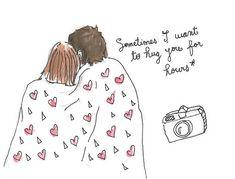 love couple illustration tumblr - Pesquisa Google