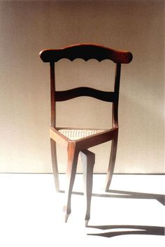 There has been more than one occasion in my life that I've had to sit like this.  I'm thinking that the designer - Luiz Philippe - might have sat this way before too.  Don't forget to check out some other furniture ideas at http://theownerbuildernetwork.com.au/furniture-ideas/