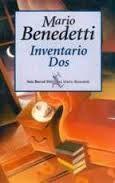 Inventario II Mario Benedetti
