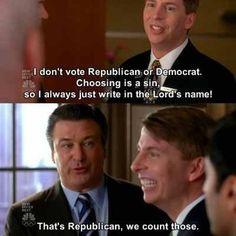 When Jack revealed the Republican Party's secret.