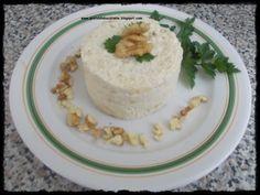 Salata cu piept de pui, telina si maioneza - imagine 1 mare Hummus, Ethnic Recipes, Food, Salads, Essen, Meals, Yemek, Eten