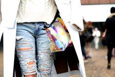 Ripped, la nueva tendencia en jeans