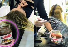 Colorer Les Cheveux Au Nutella : La Nouvelle Tendance Qui Enflamme le Web