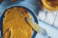 It pairs with the sweet as well as the savory. It's kind of a condiment but it can also anchor a snack or meal. It can be crunchy or creamy. It makes raw vegetables and fruit taste better. But peanut butter's most magical trait of all? It's really freaking good for you. It's full of healthy fats (mostly unsaturated, some saturated), contains protein and potassium, and even provides some fiber. But there are a few caveats to peanut butter's transcendent healthiness: 1. Many big-brand peanut…