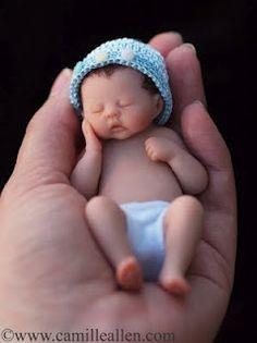 Lovely Little Baby Shower Topping 2