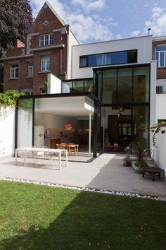 Home Interior Design, Interior Architecture, Interior And Exterior, House Extension Design, House Design, Design Design, Beautiful Buildings, Beautiful Homes, Terrazas Chill Out