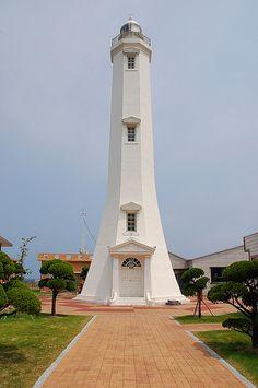 Homigot lighthouse [1903 - Cape Homi, Pohang, South Korea]