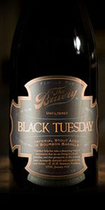 The Bruery Black Tuesday. I want to try this soo bad!