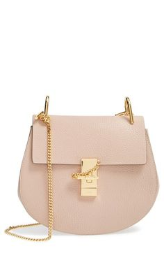 Chloé 'Drew' Leather Crossbody Bag available at #Nordstrom