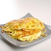 Galettes de pommes de terre ou « rösti » - une recette Terroir - Cuisine
