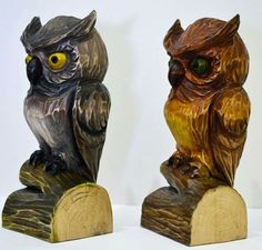 Wood carvings / Holzschnitzereien / rzeźba w drewnie