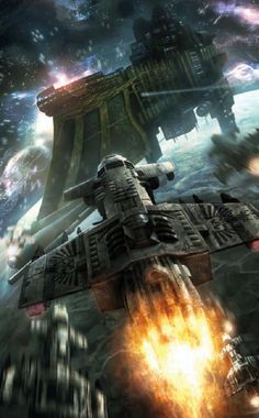 Warhammer 40k. Fury Interceptor.