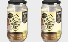 KITCHEN & DINING: Coconut yoghurt kit by Mad Millie