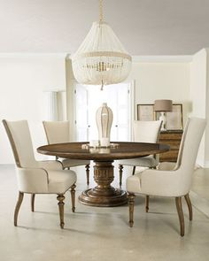 Lochte+Dining+Furniture+by+Hooker+Furniture+at+Horchow.