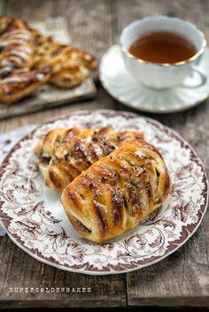 supergolden bakes: Quick and Easy Danish Pastries