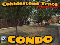 Cobblestone Trace Condo Homes For Sale Virginia Beach, The Neighbourhood, Condo, Homes, The Neighborhood, Houses, Home, Computer Case