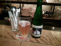 Cantillion beer/Bitter @Kagurazaka