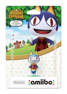 Amiibo Charly (Animal Crossing Collection) - WII U - Acheter vendre sur Référence Gaming