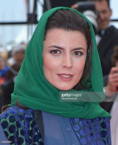 Jury member Leila Hata attends the 'Jimmy's Hall' premiere during the 67th Annual Cannes Film Festival on May 22, 2014 in Cannes, France.