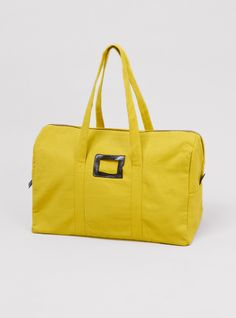 Couverture and The Garbstore - Womens - April Showers by Polder - No.2 Weekend Bag