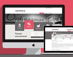 """Check out new work on my @Behance portfolio: """"PharmaLike"""" http://on.be.net/1PKIpDm"""